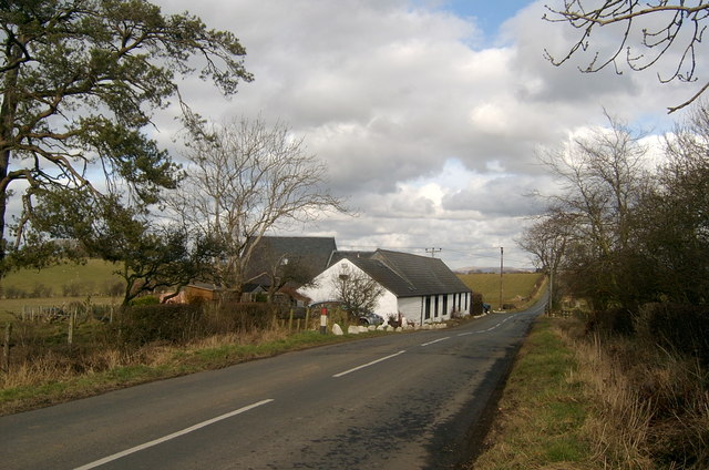 Gibston Cottage, Ayrshire