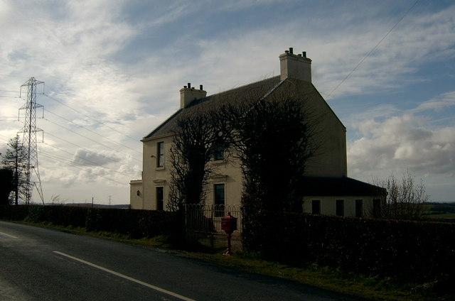 Schaw Manse, Ayrshire