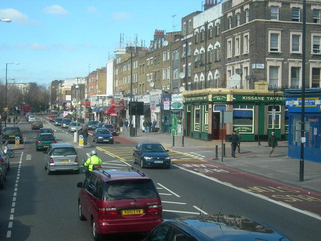 Edgware Road W2
