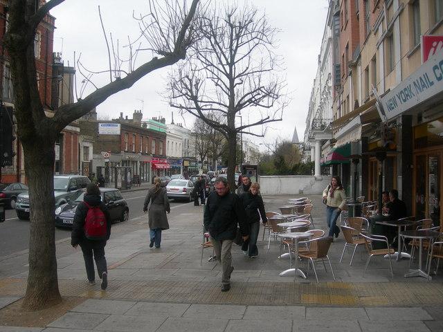 Westbourne Grove near Chepstow Road (2)