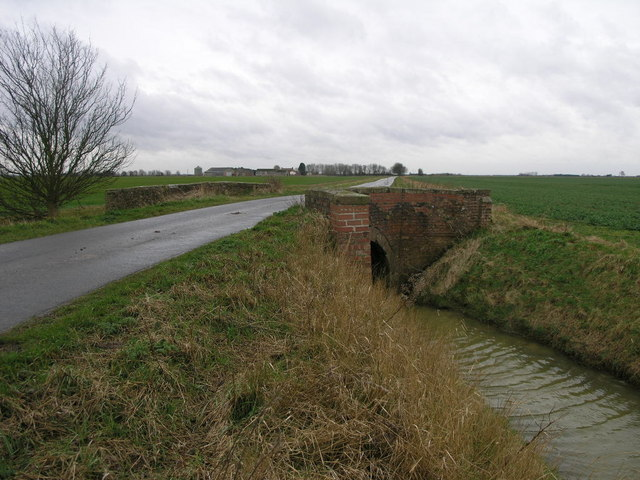Bridge and Farm
