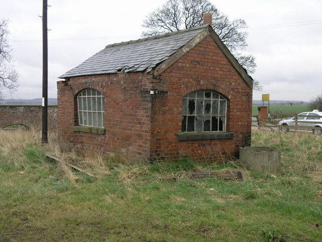 Railway Building