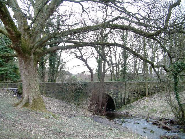 Oldhay Brook.