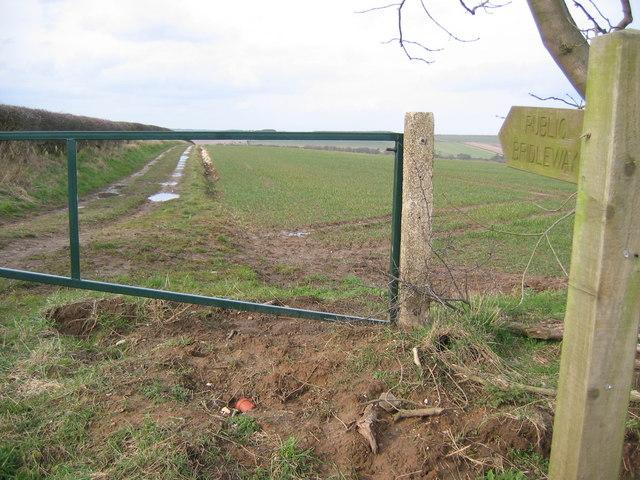 Woldgate Bridleway