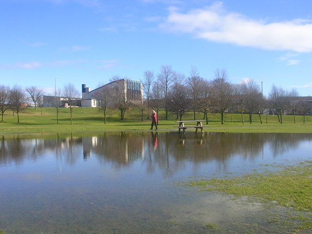 Flooding at Summerhill