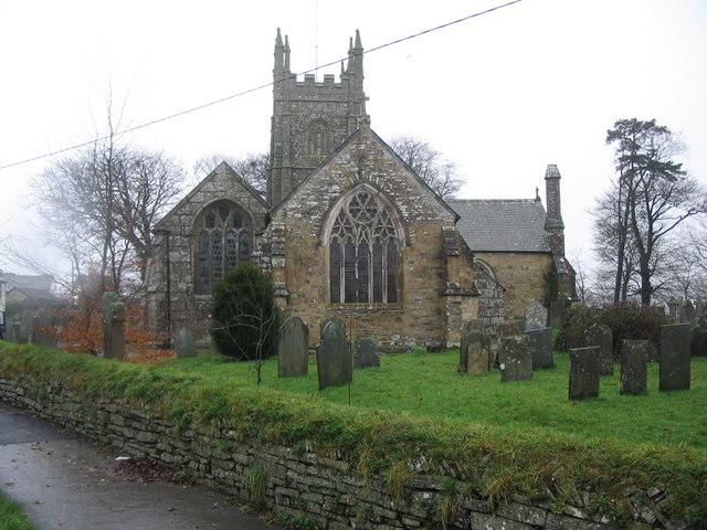 St. Ive Church End