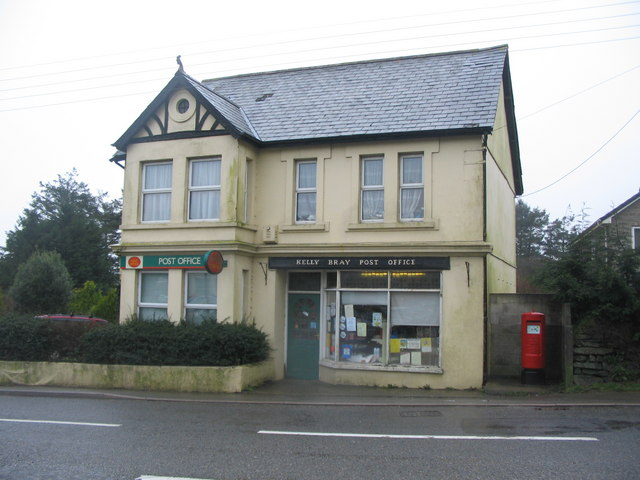 Kelly Bray post office