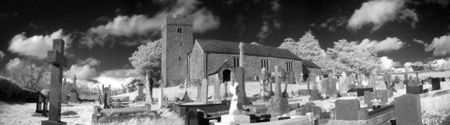 Llangathen Church