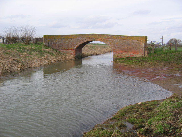 Bridge to Arram Grange