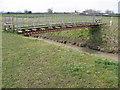 TA0443 : Bridge over Catchwater Drain by Stephen Horncastle