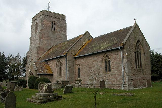 Weston Beggard Church