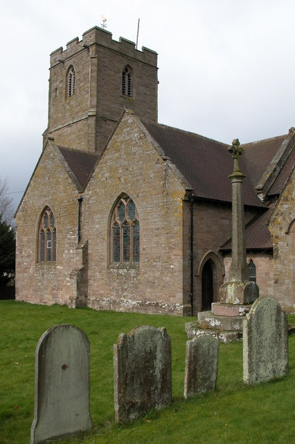St Peter's Church, Lugwardine
