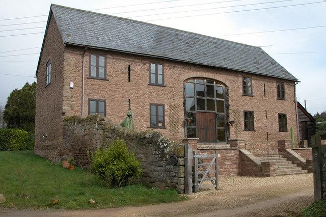 Barn conversion, Lugwardine