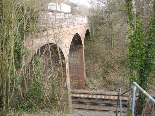 Railway Bridge Nr Crowhurst East Sussex