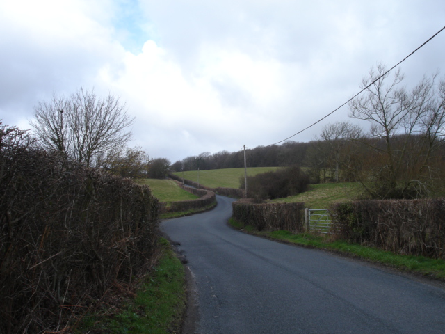 Crowhurst  Road East Sussex
