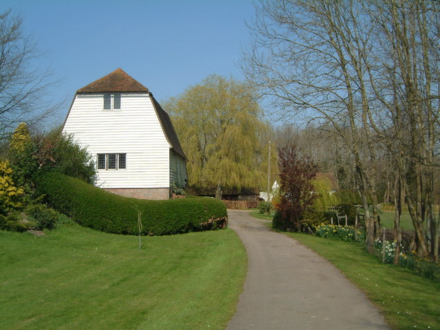 Furnace Mill, near Lamberhurst
