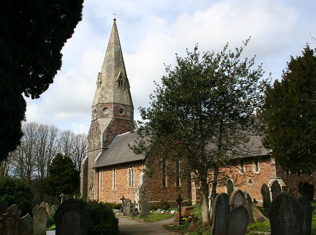 St Mary's Church, Biscovey