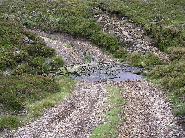 Ford : Melbecks Moor.