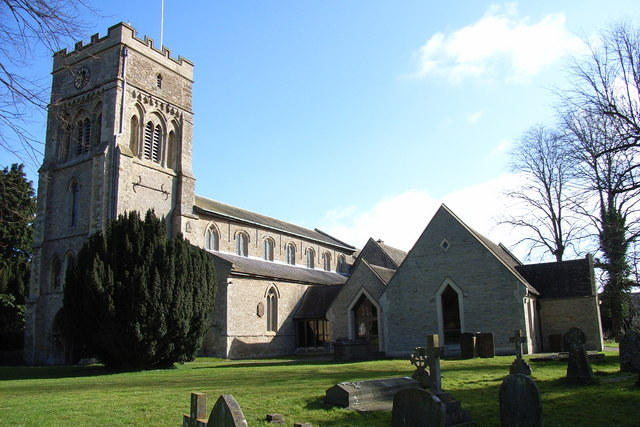 St Peter's, Brackley