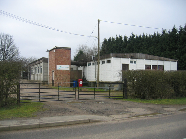 Industrial premises near Fenny Compton