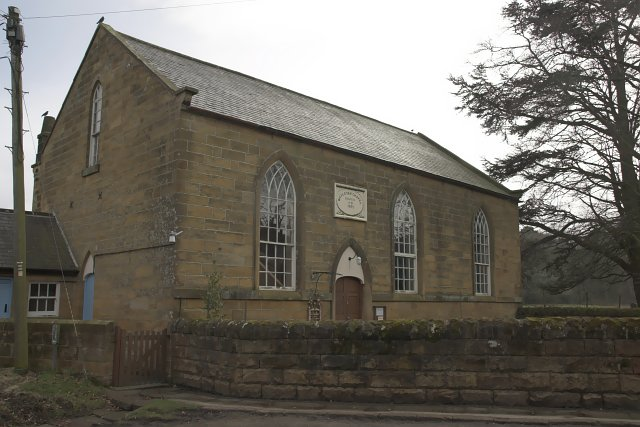 Wesleyan Chapel at Lealholm