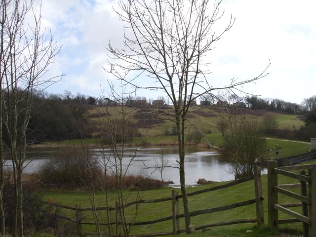 Reservoir Nr Hastings East Sussex