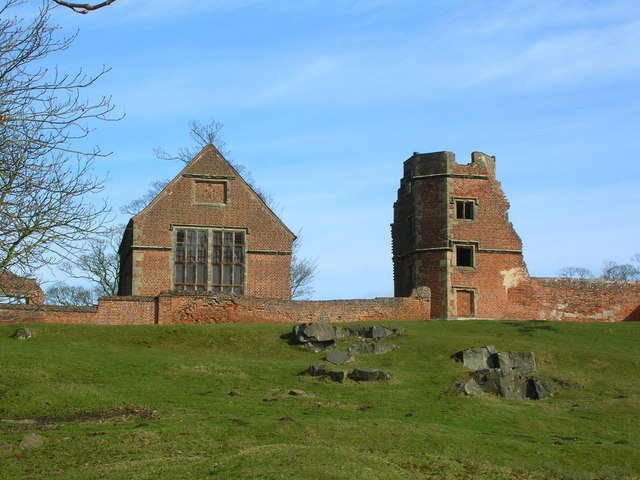 The Chapel at Bradgate House