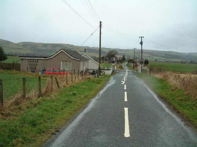 Ardgaith level crossing