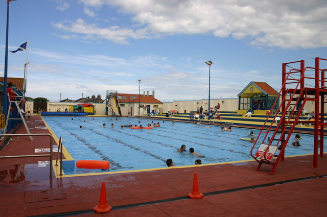 Stonehaven Open Air Sea-water Swimming Pool