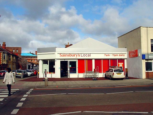Brand New Sainsbury's, Bishopston