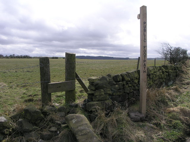 Footpath to Ashover