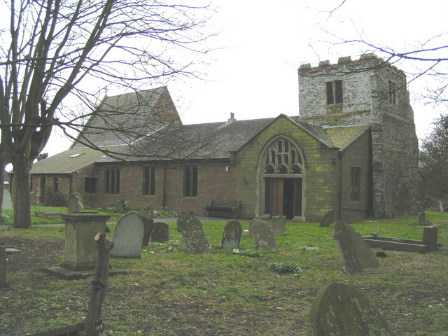 St. Mary's Parish Church, Mablethorpe