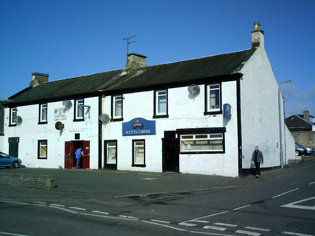 Scotts Corner Bar