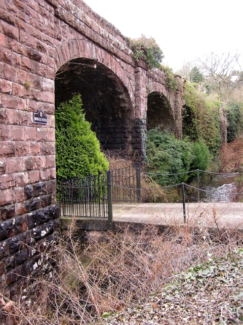 Disused Railway Viaduct, Blakeney