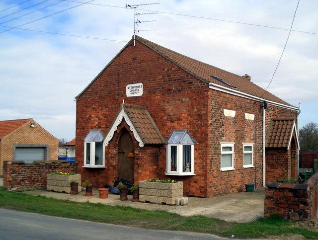 The Old Methodist Chapel