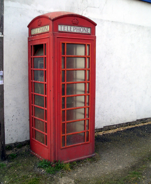 Barrow Haven Telephone Kiosk