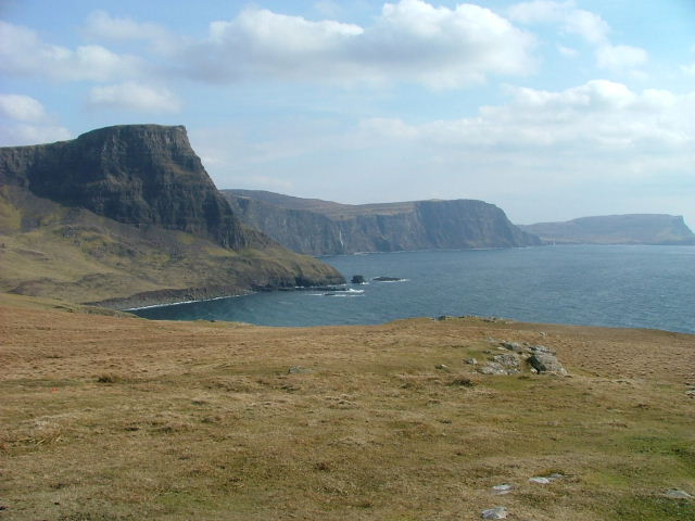 Grazing Land Near Neist Point