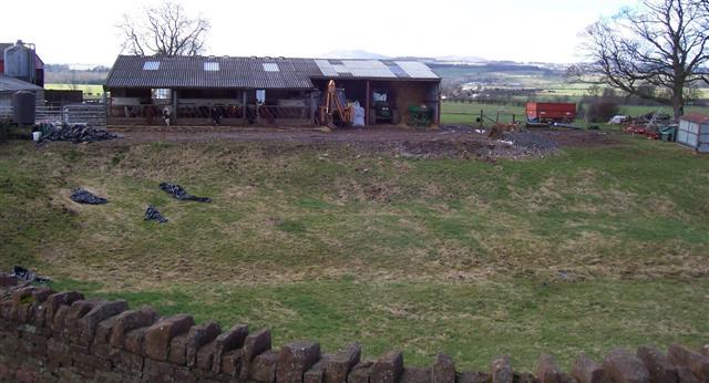 High Dyke Farm.