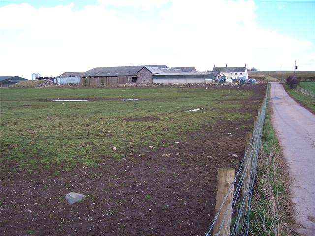 Fowrass farm.