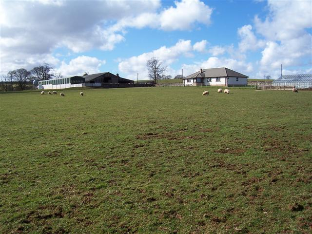 Auldby Farm.