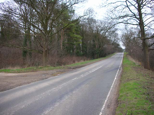 Former Thrapston to Kettering Main Road