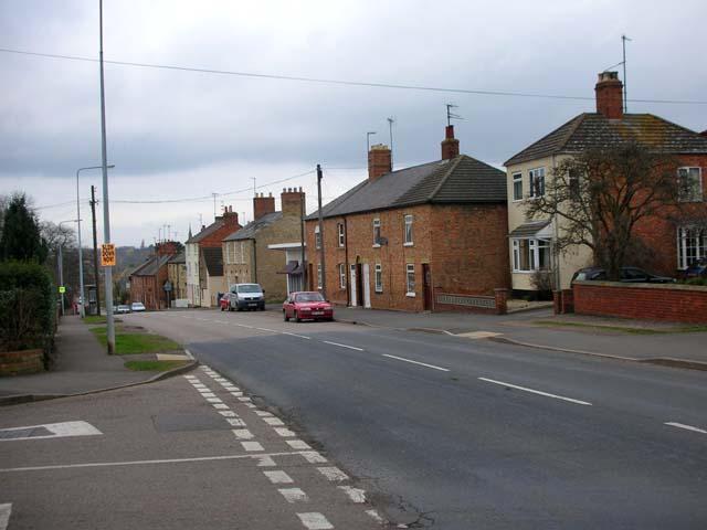 Huntingdon Road, Thrapston