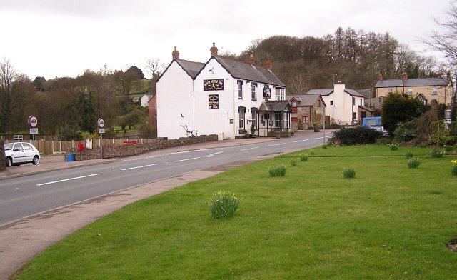 White Horse Inn, Staunton