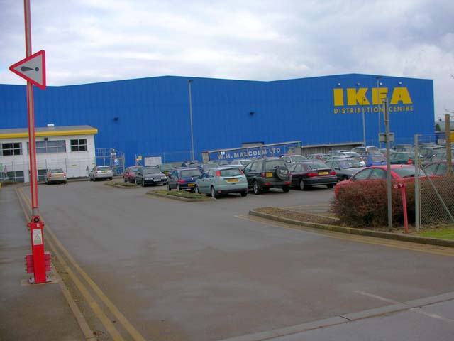IKEA Distribution Centre