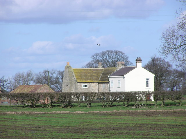 North Cowton Grange.