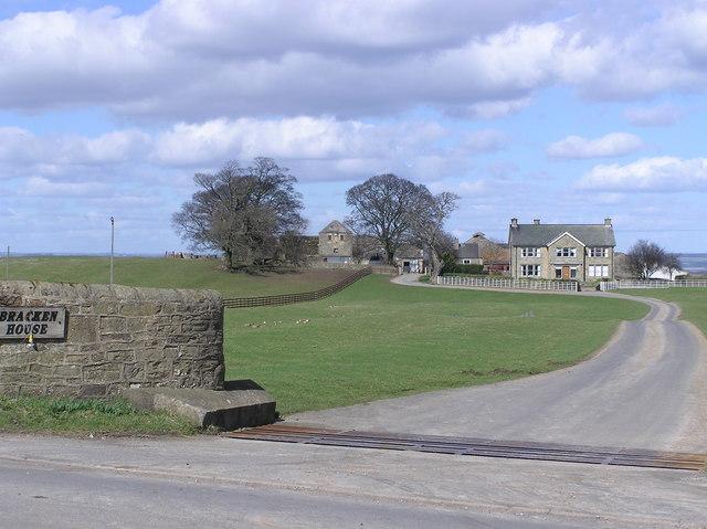 Bracken House