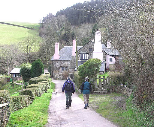 Parsonage Farm, near Porlock Weir