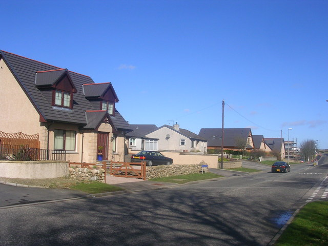 Houses in Balmedie
