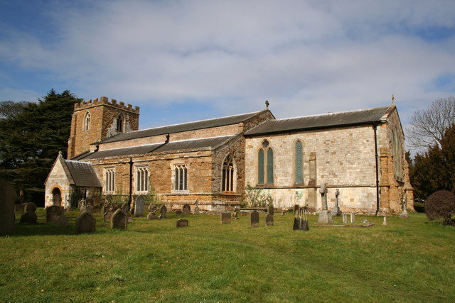 St.Peter's church, Great Limber, Lincs.