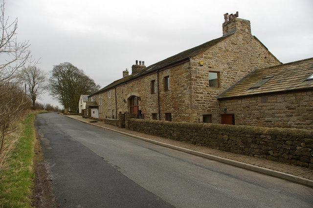 Higher Cross Farm and Barn